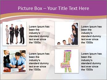 International business team PowerPoint Template - Slide 14