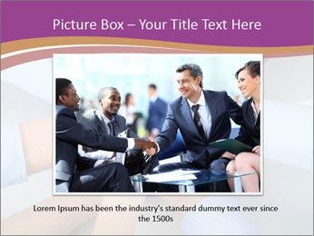 International business team PowerPoint Template - Slide 16
