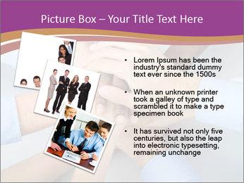 International business team PowerPoint Template - Slide 17