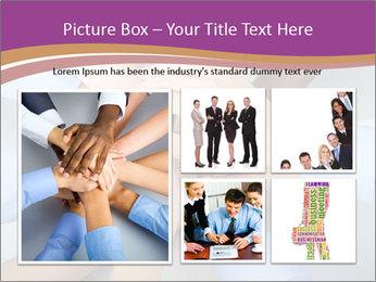 International business team PowerPoint Template - Slide 19