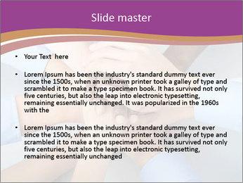 International business team PowerPoint Template - Slide 2