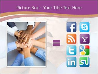 International business team PowerPoint Template - Slide 21