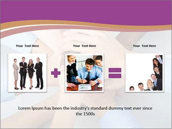 International business team PowerPoint Template - Slide 22