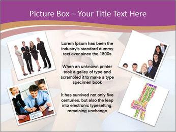 International business team PowerPoint Template - Slide 24