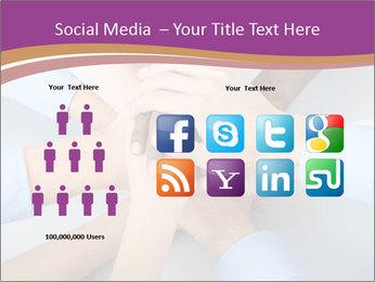 International business team PowerPoint Template - Slide 5