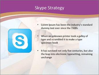 International business team PowerPoint Template - Slide 8