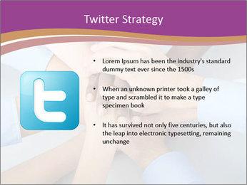 International business team PowerPoint Template - Slide 9