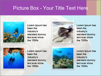 The sea cow PowerPoint Template - Slide 14