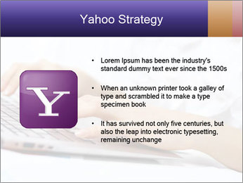 Young manager working PowerPoint Template - Slide 11