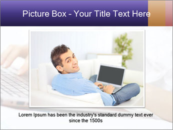 Young manager working PowerPoint Template - Slide 16