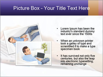 Young manager working PowerPoint Template - Slide 20