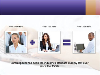 Young manager working PowerPoint Templates - Slide 22