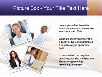 Young manager working PowerPoint Template - Slide 23