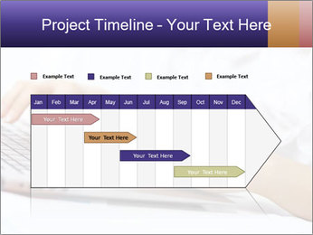 Young manager working PowerPoint Template - Slide 25