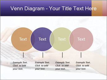 Young manager working PowerPoint Template - Slide 32