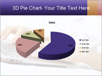 Young manager working PowerPoint Templates - Slide 35