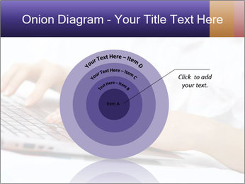 Young manager working PowerPoint Templates - Slide 61