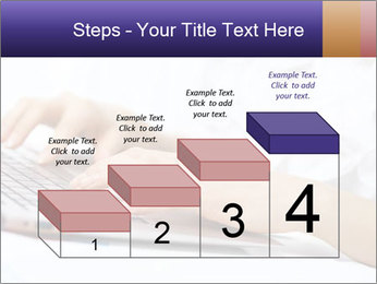 Young manager working PowerPoint Template - Slide 64