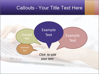 Young manager working PowerPoint Templates - Slide 73
