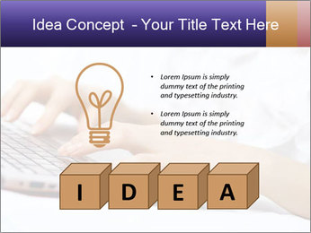 Young manager working PowerPoint Templates - Slide 80