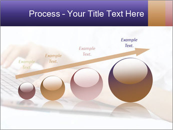 Young manager working PowerPoint Template - Slide 87