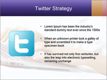 Young manager working PowerPoint Templates - Slide 9