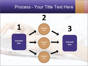 Young manager working PowerPoint Template - Slide 92