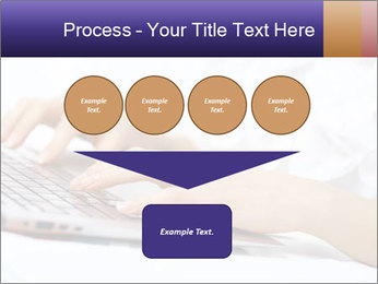 Young manager working PowerPoint Template - Slide 93