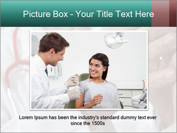 Doctor examining his patient's PowerPoint Template - Slide 15