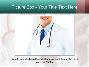 Doctor examining his patient's PowerPoint Template - Slide 16