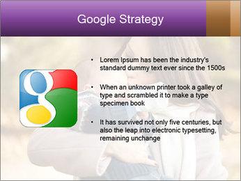 Baby drinking milk PowerPoint Templates - Slide 10