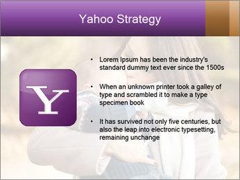 Baby drinking milk PowerPoint Templates - Slide 11