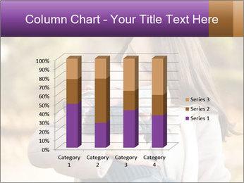 Baby drinking milk PowerPoint Templates - Slide 50