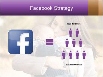 Baby drinking milk PowerPoint Templates - Slide 7