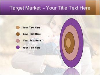 Baby drinking milk PowerPoint Templates - Slide 84