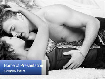 Love Affair PowerPoint Template
