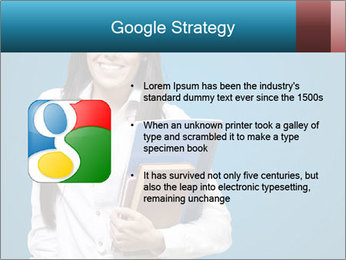 Pretty MBA Student PowerPoint Template - Slide 10