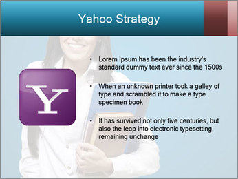 Pretty MBA Student PowerPoint Template - Slide 11