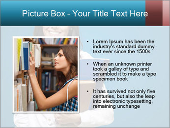Pretty MBA Student PowerPoint Template - Slide 13
