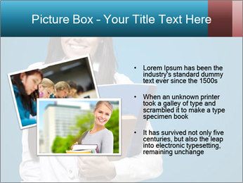 Pretty MBA Student PowerPoint Template - Slide 20