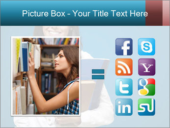 Pretty MBA Student PowerPoint Template - Slide 21