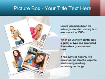 Pretty MBA Student PowerPoint Template - Slide 23