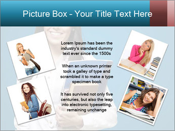 Pretty MBA Student PowerPoint Template - Slide 24