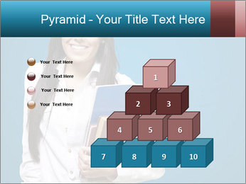 Pretty MBA Student PowerPoint Template - Slide 31