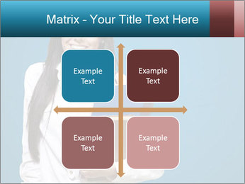 Pretty MBA Student PowerPoint Template - Slide 37