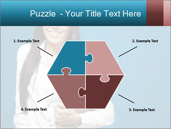 Pretty MBA Student PowerPoint Template - Slide 40