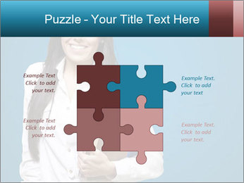 Pretty MBA Student PowerPoint Template - Slide 43