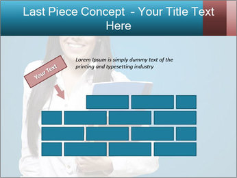 Pretty MBA Student PowerPoint Template - Slide 46