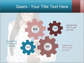 Pretty MBA Student PowerPoint Template - Slide 47