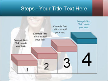 Pretty MBA Student PowerPoint Template - Slide 64